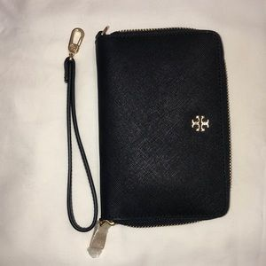 Tory Burch small leather wallet/clutch